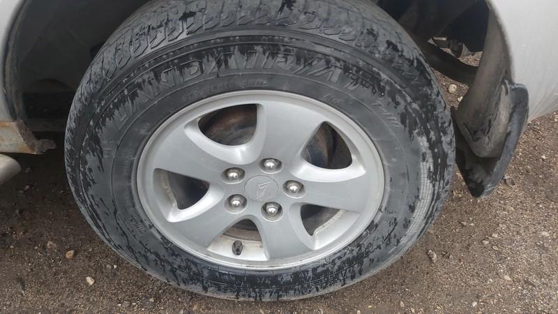 Wheels kit R15 Daihatsu Terios 1999    1.3 used