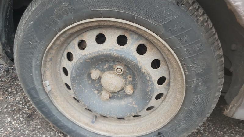 Skardiniu ratu komplektas R15 Nissan Almera 2006    1.5 used
