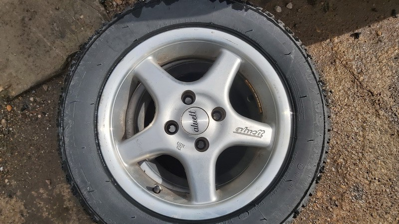 Wheels kit R14 Honda Jazz 2002    1.4 used