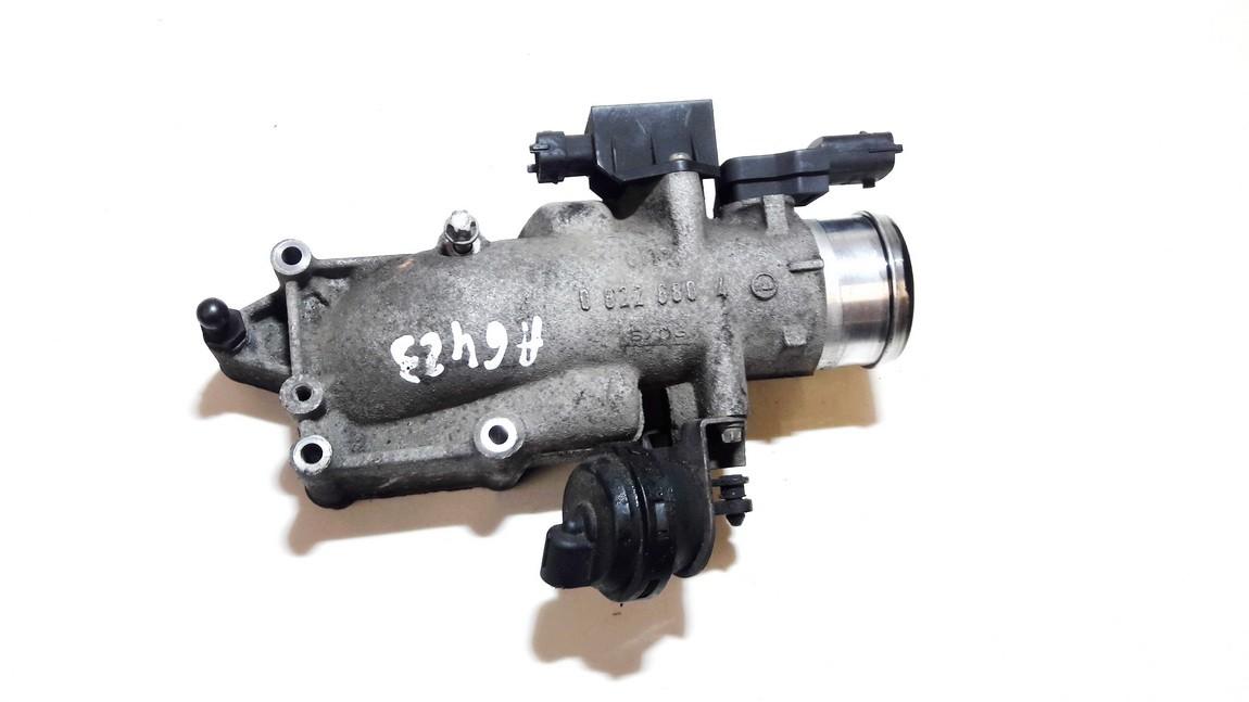 High Flow Throttle Body Valve (Air Control Valve) Opel  Signum, 2003.05 - 2008.06
