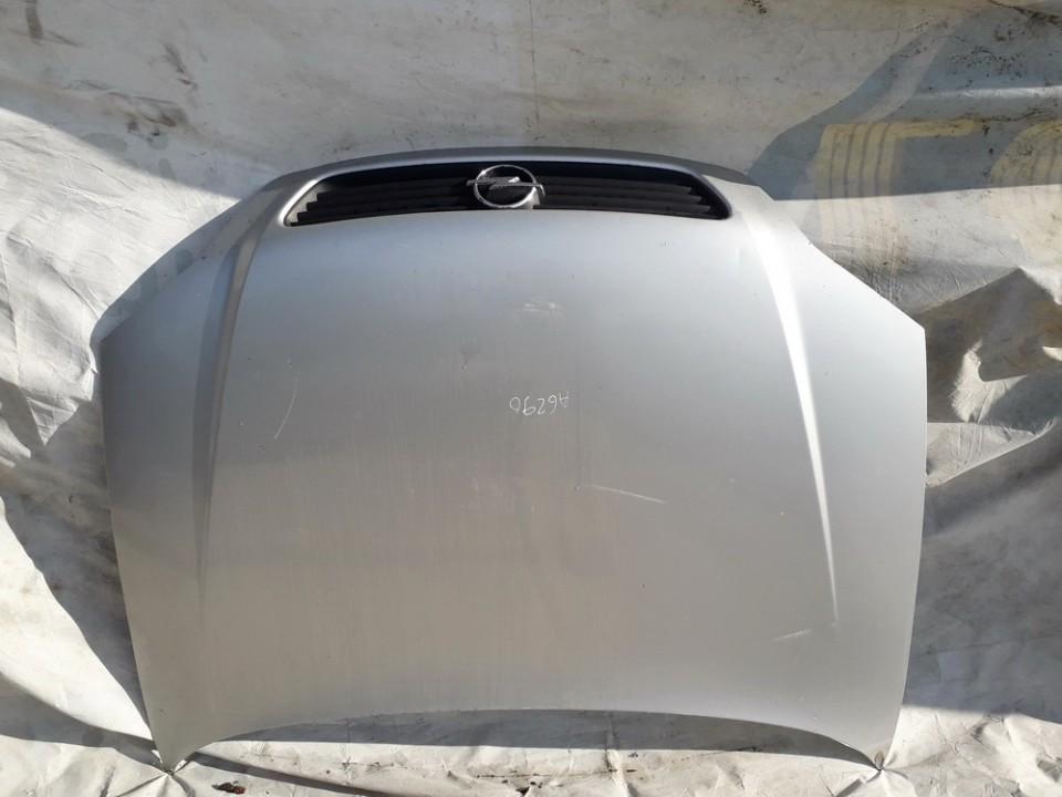 Kapotas (Variklio dangtis) Opel Astra 1999    2.0 USED