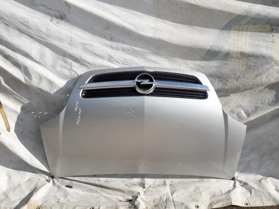 Kapotas (Variklio dangtis) Opel Meriva 2004    1.6 USED
