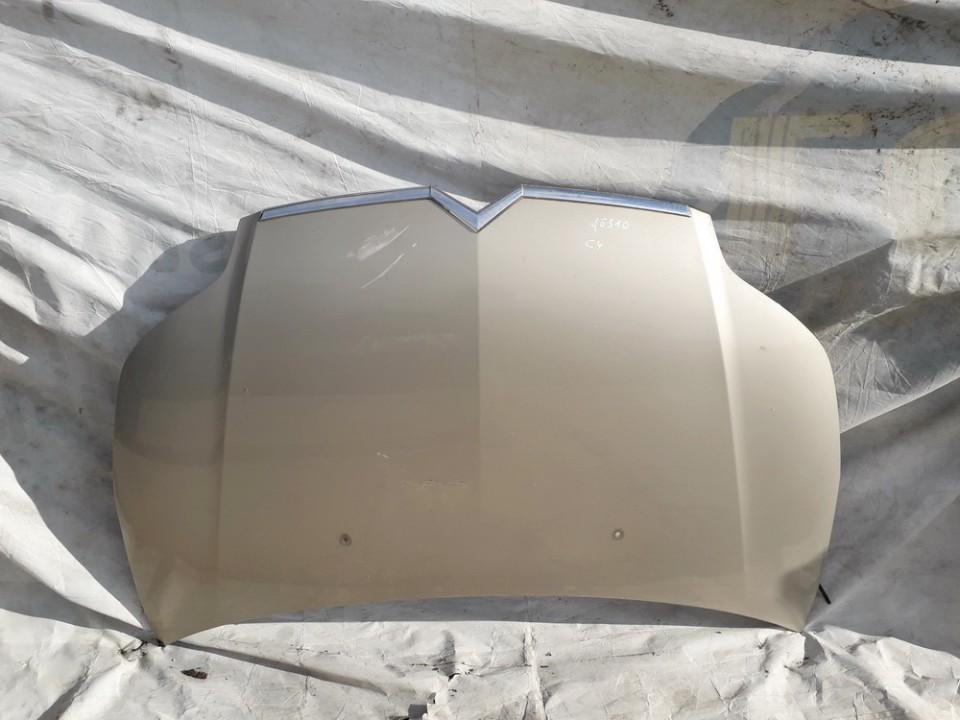 Kapotas (Variklio dangtis) Citroen C4 2006    1.6 USED