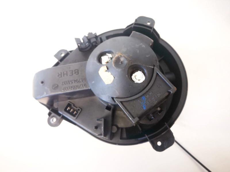 Salono ventiliatorius Citroen Evasion 1999    2.0 9179350137