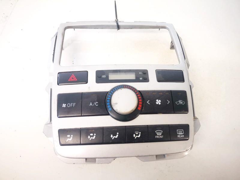 Peciuko valdymas Toyota Avensis Verso 2002    2.0 5590044270