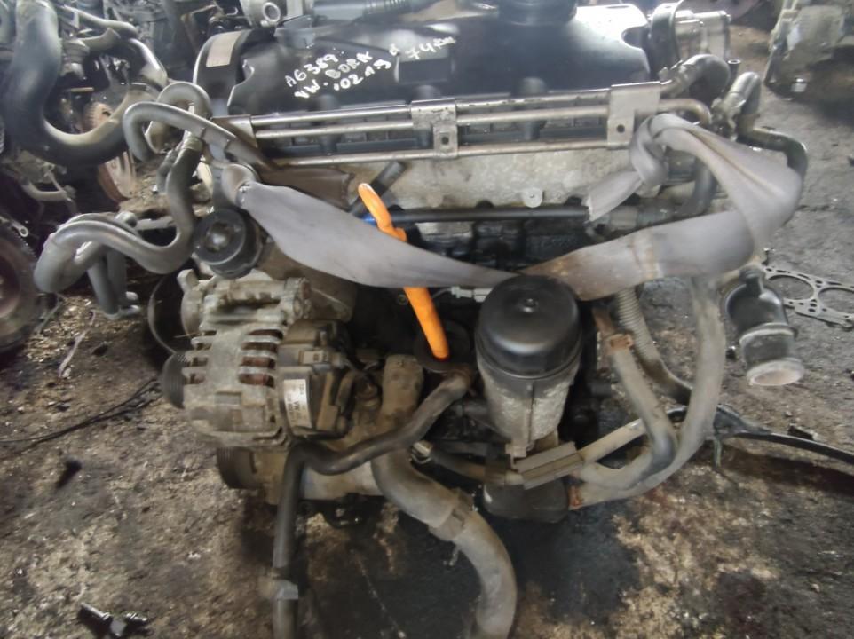 Variklis Volkswagen Bora 2002    1.9 AXR