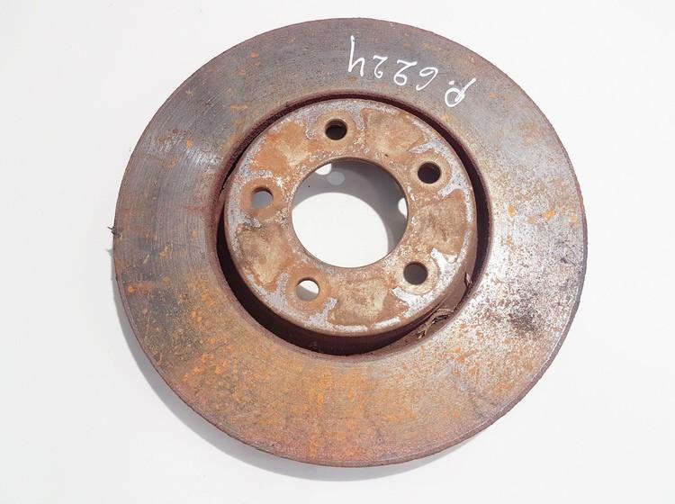 Priekinis stabdziu diskas Chrysler Voyager 2001    2.5 ventiliuojamas