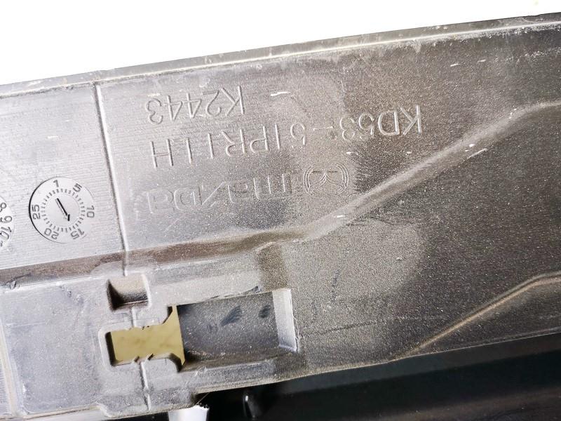 Plastmasinis slenkstis kairys Mazda CX-5 2015    0.0 kd5351prilh