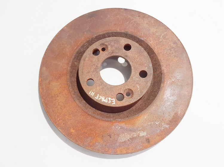 Priekinis stabdziu diskas Renault Espace 2000    3.0 ventiliuojamas