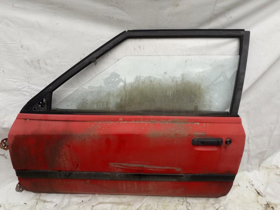 Durys P.K. Mazda 323 1990    1.8 RAUDONA