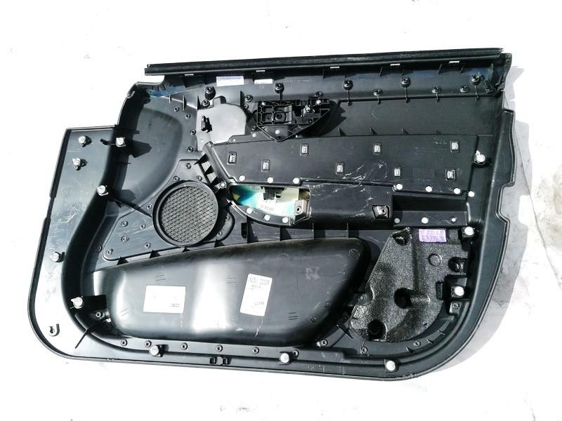 Duru apmusimas (apdaila-absifkes) P.K. Jaguar XF 2013    0.0 8X235423713E