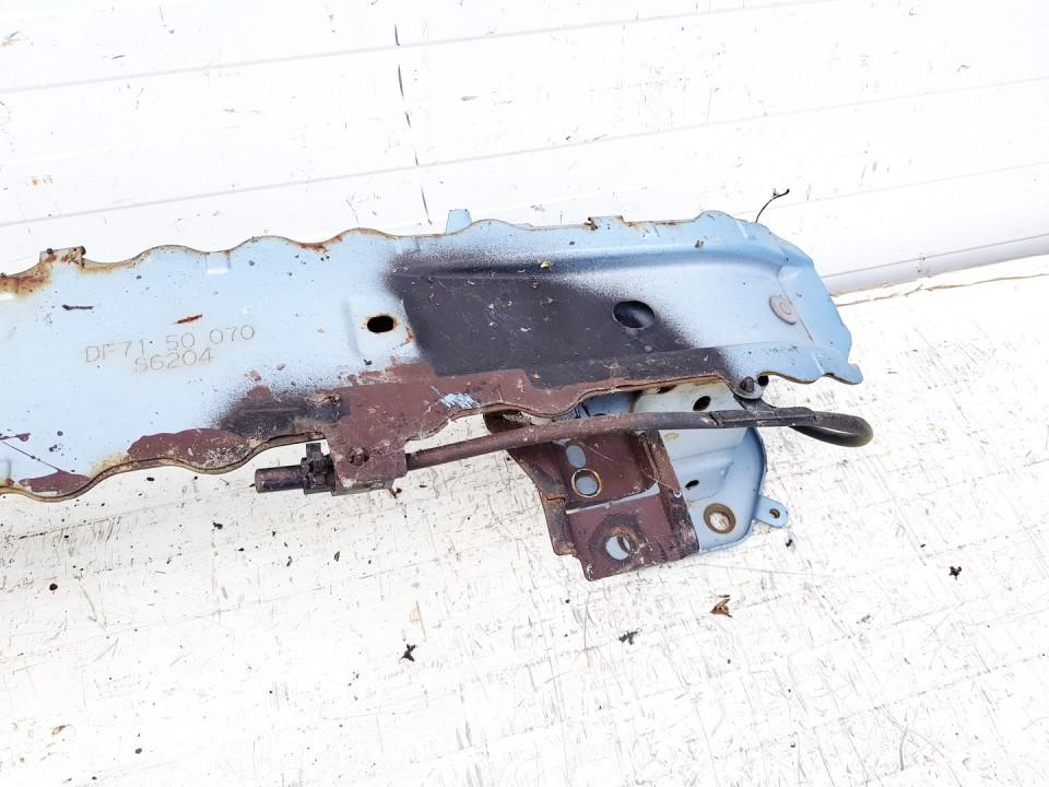 Bamperio balkis (sutvirtinimas) P. Mazda 2 2012    1.3 used