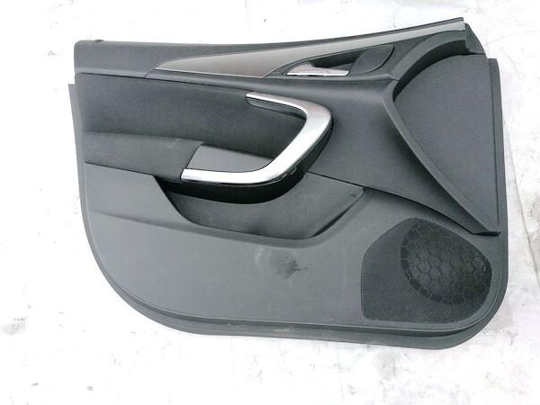 Duru apmusimas (apdaila-absifkes) P.K. Opel Insignia 2011    0.0 13327657
