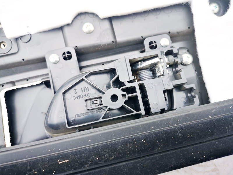 Duru vidine rankenele P.D. Subaru Outback 2012    0.0 used