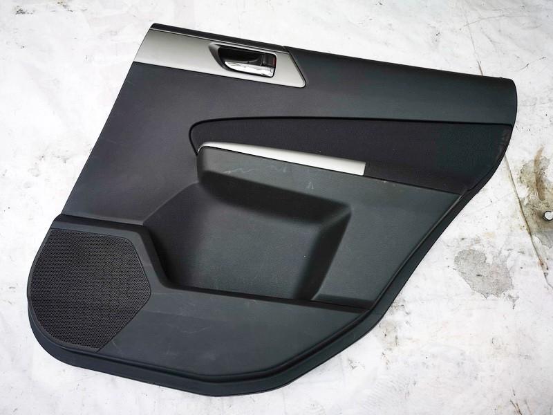 Duru apmusimas (apdaila-absifkes) G.D. Subaru Forester 2009    0.0 94223sc000