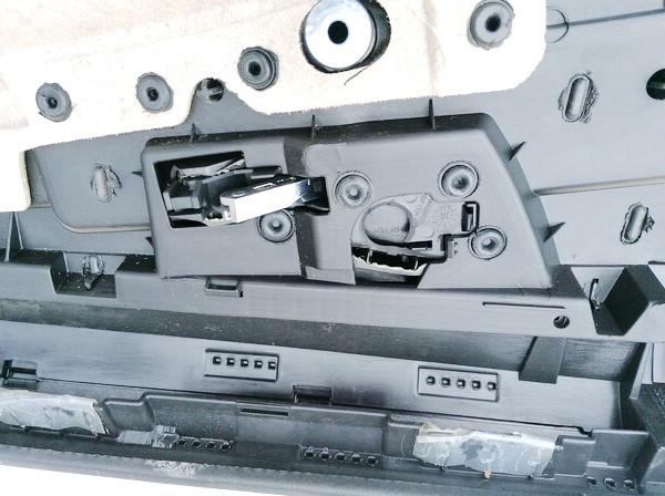 Duru vidine rankenele G.K. Opel Insignia 2011    0.0 USED