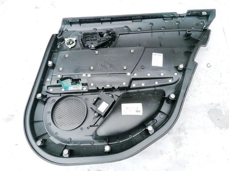 Duru apmusimas (apdaila-absifkes)  G.K. Jaguar XF 2015    0.0 8X23F274A31A
