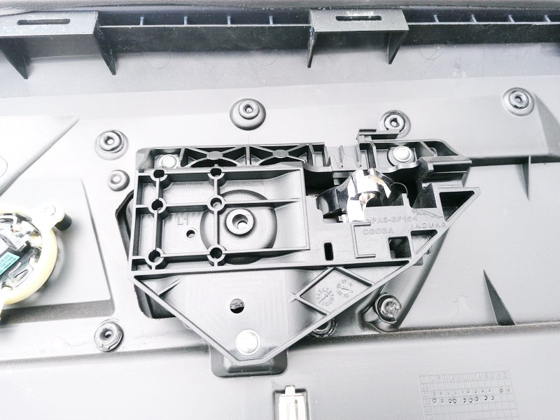 Duru vidine rankenele G.K. Jaguar XF 2015    0.0 USED
