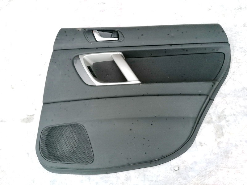 Duru apmusimas (apdaila-absifkes) G.D. Subaru Outback 2009    0.0 F4274
