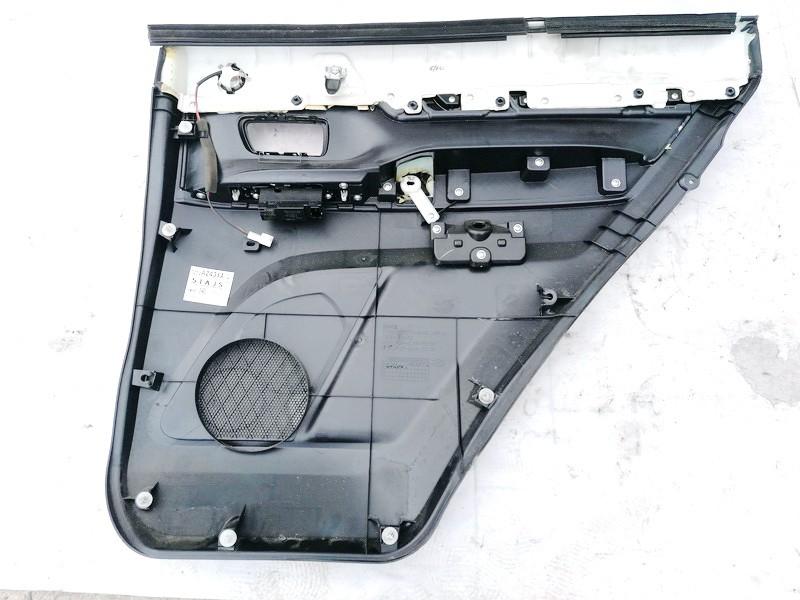 Duru apmusimas (apdaila-absifkes)  G.K. Mitsubishi Pajero 2007    0.0 7222A189ZZ
