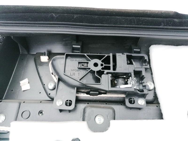 Duru vidine rankenele G.K. Subaru Outback 2011    0.0 USED