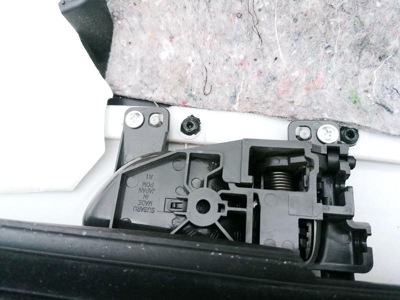 Duru vidine rankenele P.D. Subaru Forester 2011    0.0 USED