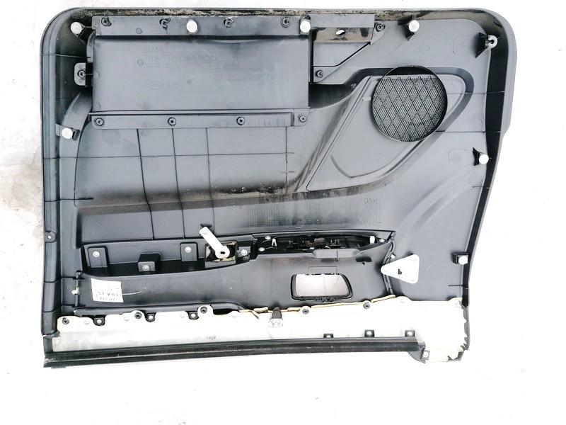 Duru apmusimas (apdaila-absifkes) P.K. Mitsubishi Pajero 2011    0.0 7221A405