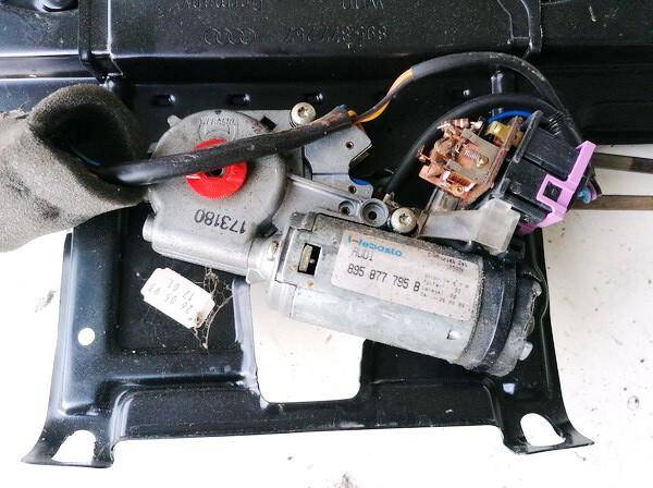 Sunroof Motor Audi 80 1993    1.9 895877795B