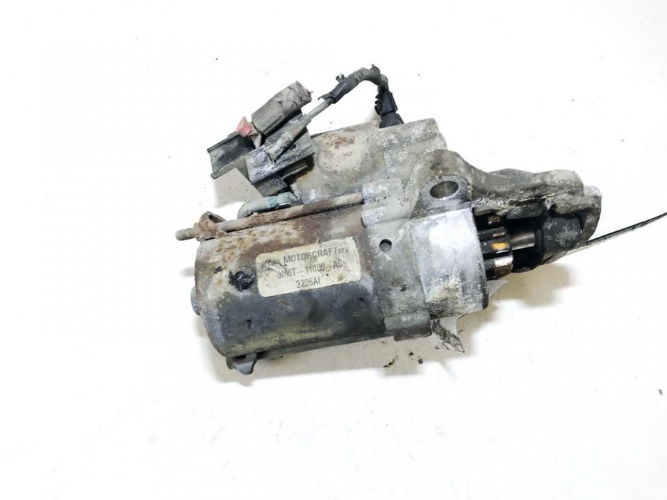 Starter Motor Ford C-MAX 2003    1.8 3m5t11000ac