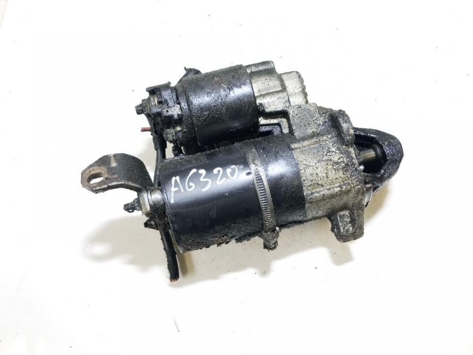 Starter Motor Volkswagen Passat 1998    1.8 1005821933