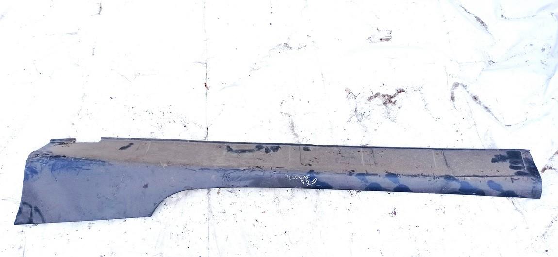 Plastmasinis slenkstis desinys Hyundai Coupe 1997    2.0 used