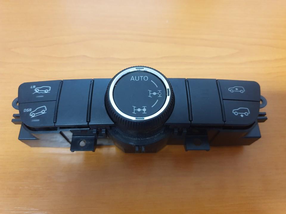 Pakabos aukscio reguliavimo mygtukas Mercedes-Benz ML-CLASS 2006    3.0 a1648707210