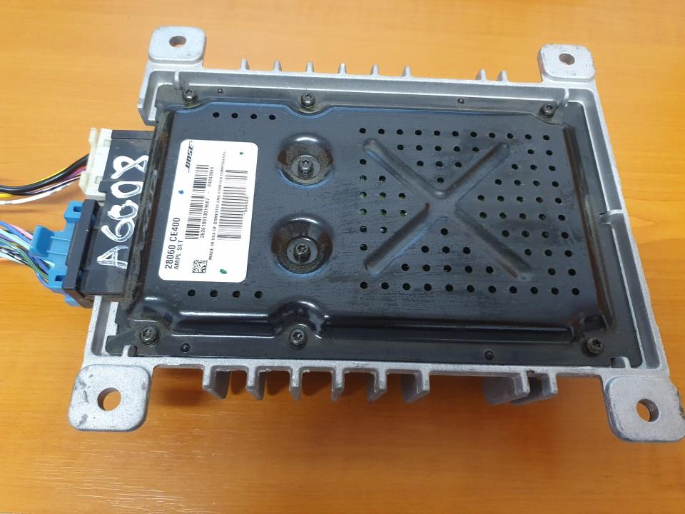 Audio amplifier (Radio Stereo Amplifier) Nissan 350 Z 2004    3.5 28060ce400
