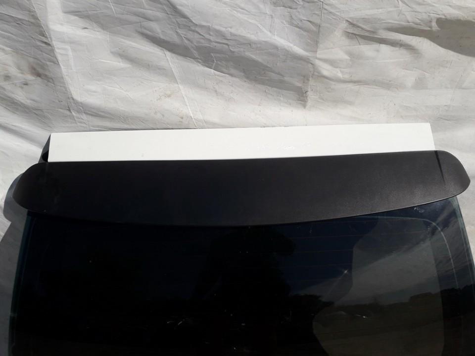 Galinio Dangcio spoileris su stop zibintu G. (kapoto) Citroen C4 2008    1.6 USED