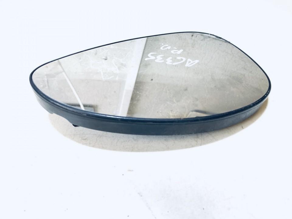 Duru veidrodelio stikliukas P.D. (priekinis desinys) Citroen C4 2008    1.6 9680357280