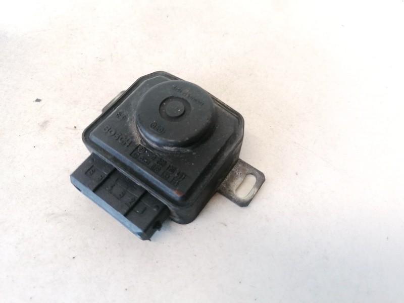 Droselines sklendes padeties daviklis (potenciometras) Mazda Premacy 2001    2.0 0280120431