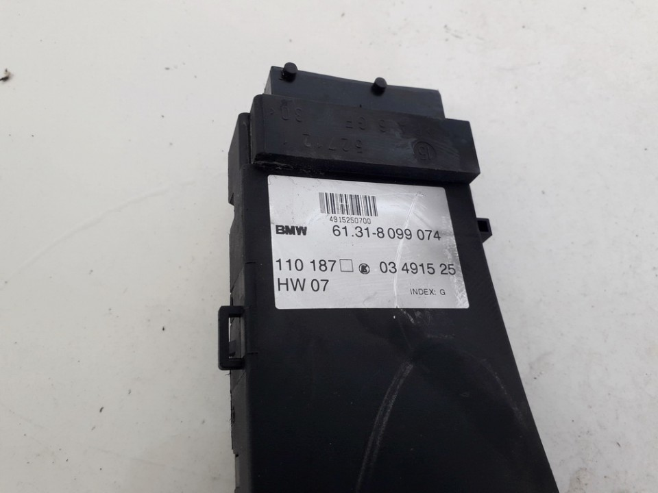Sedynes atminties mygtukai P.D. BMW X5 2004    3.0 8099074