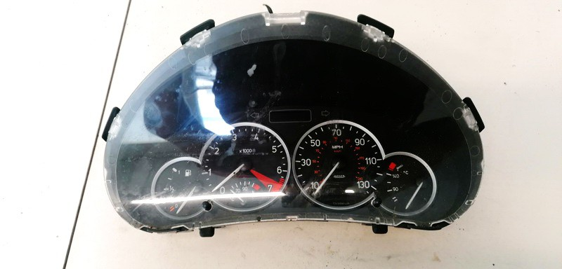 Peugeot  206 Speedometers - Cockpit - Speedo Clocks Instrument