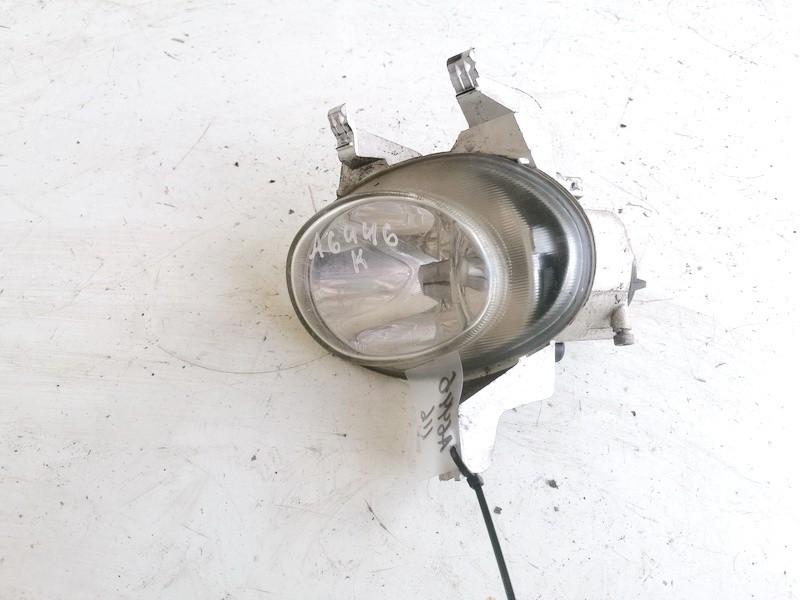 Peugeot  206 Fog lamp (Fog light), front left