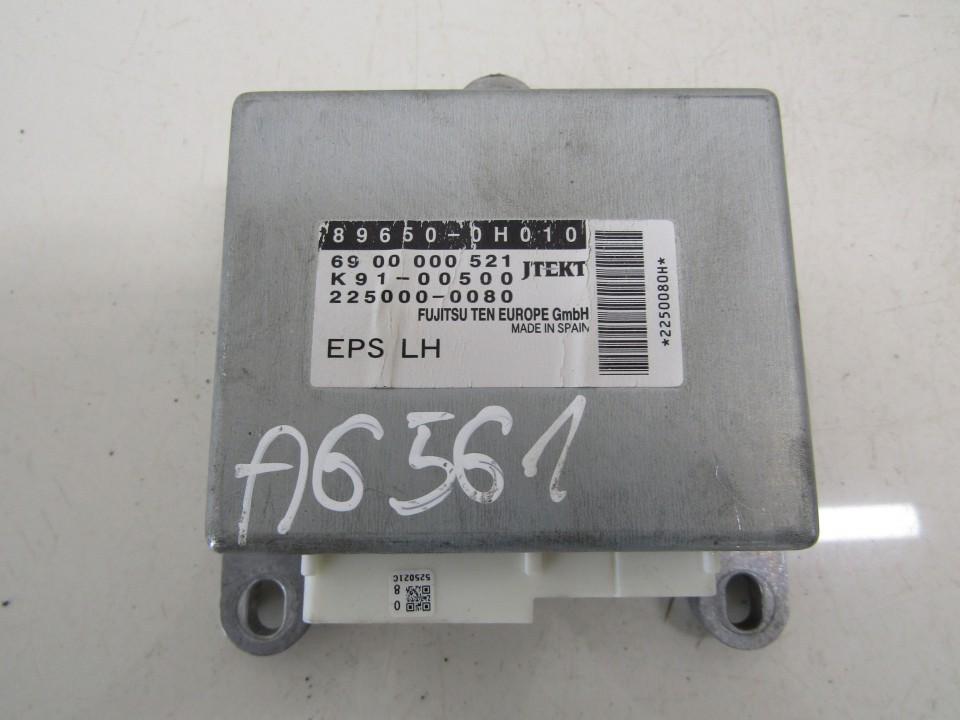 Power Steering ECU (steering control module) Toyota Aygo 2007    1.0 896500H010