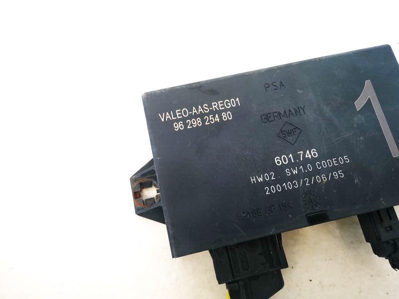 Control Unit Parking (Parking Assist Module) Lancia Zeta 2000    2.0 9629825480