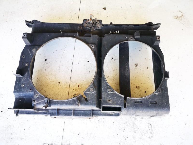 Difuzoriaus remas (ventiliatoriaus remas) Citroen C8 2002    2.2 1484092080