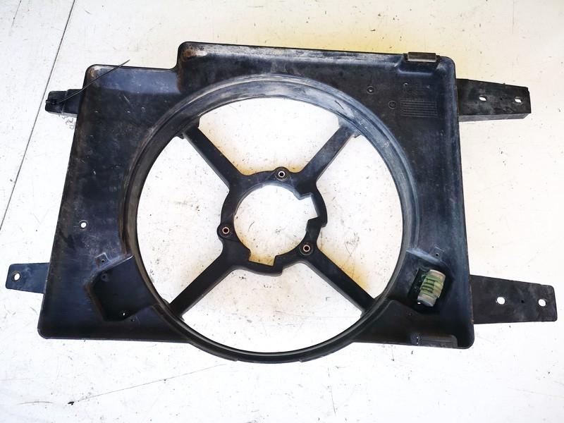 Difuzoriaus remas (ventiliatoriaus remas) Alfa-Romeo 156 2003    2.0 a563