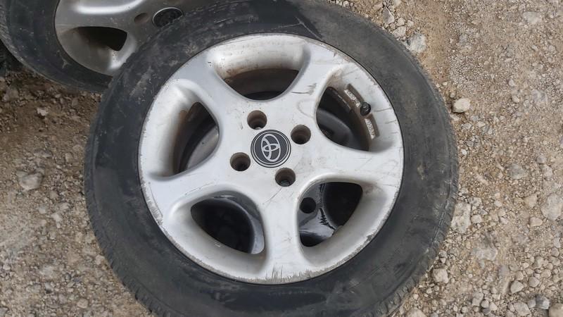 Lietu ratu komplektas R14 Toyota Aygo 2007    1.0 used