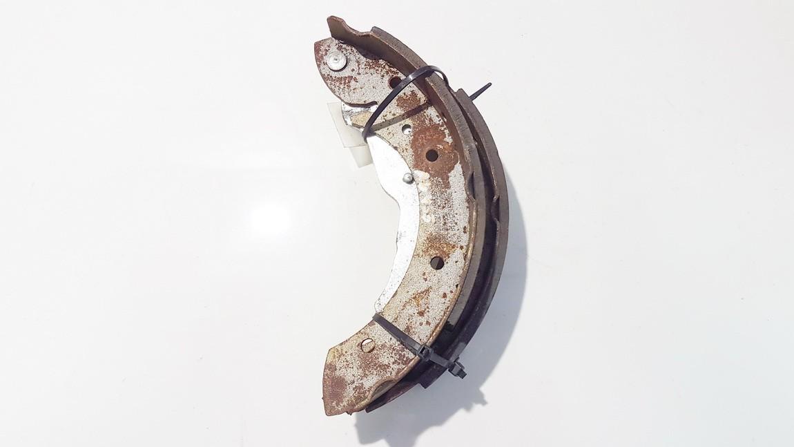 Brake Shoe Set, parking brake Renault Scenic 1997    1.6 used