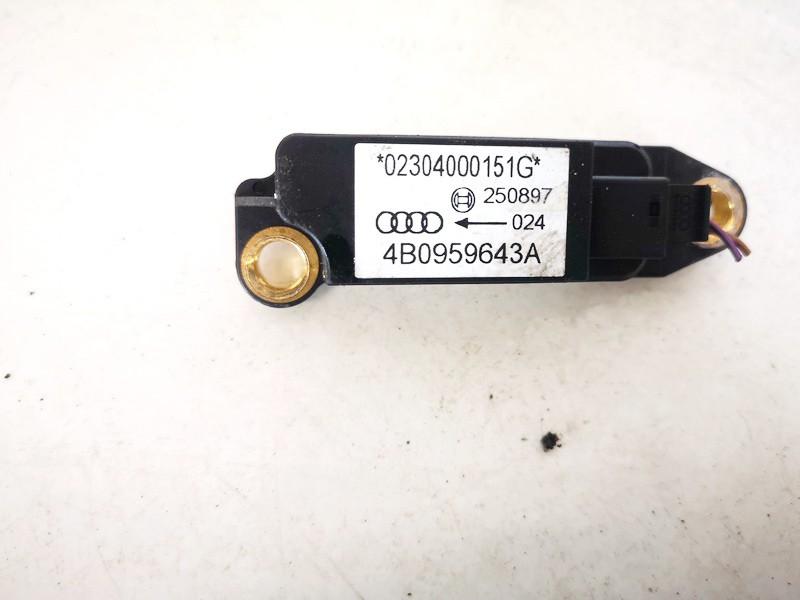 Srs Airbag daviklis 4b0959643a used Audi A6 1995 2.5