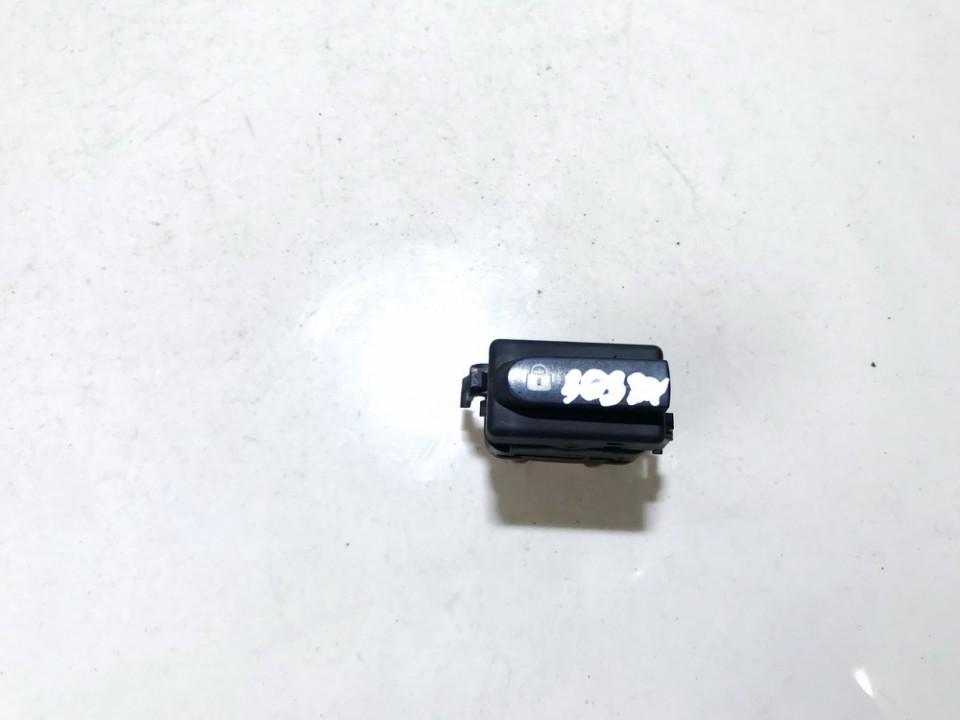 Door central locking lock switch control (DOOR LOCK SWITCH) Renault Clio 2002    1.5 060035b