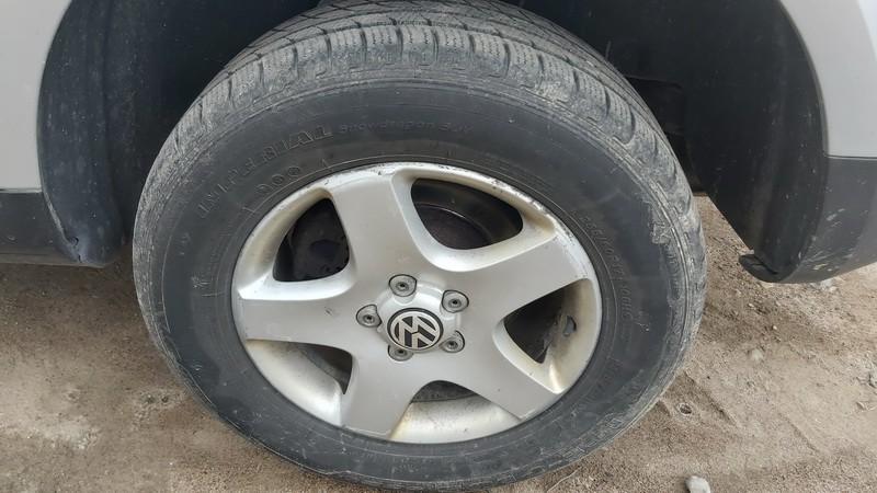 Lietu ratu komplektas R17 Volkswagen Touareg 2005    2.5 used