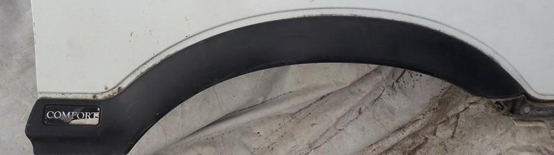 Sparno praplatinimas (arkos apdaila) P.D. Opel Zafira 2000    2.0 USED