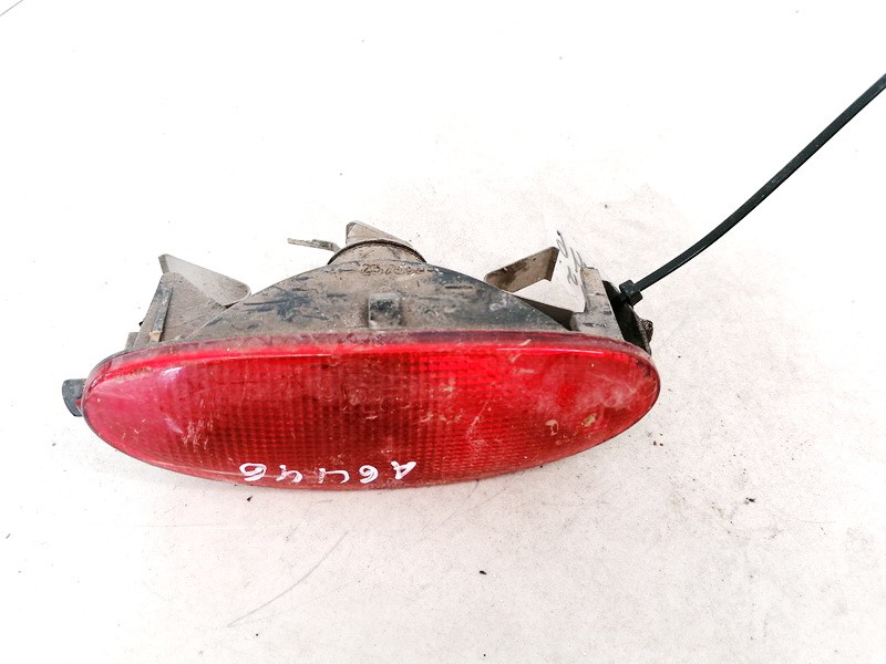 Ruko Zibintas G. galinis vidurinis Peugeot 206 2004    1.4 4510612